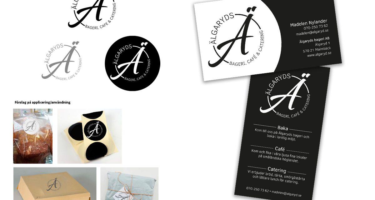 Framtagning av logotyp och grafiskt material