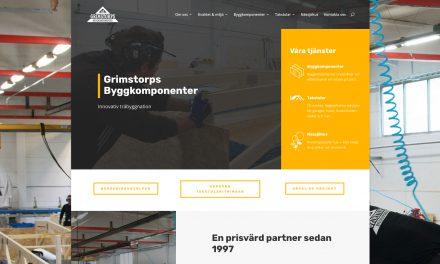 Dags att publicera nya hemsidan till GBKAB